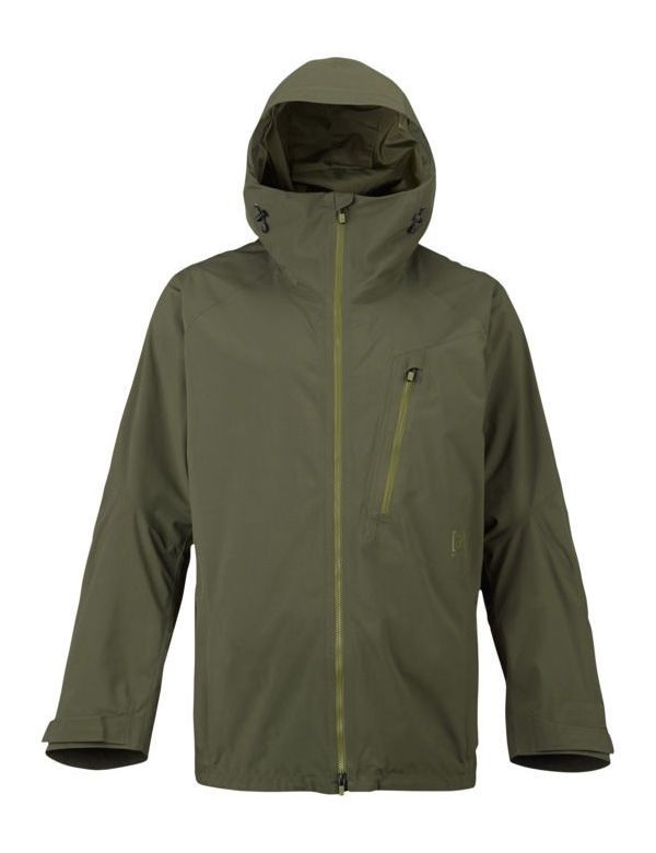 BURTON [AK] 2L GORE CYCLIC JACKET Forest night