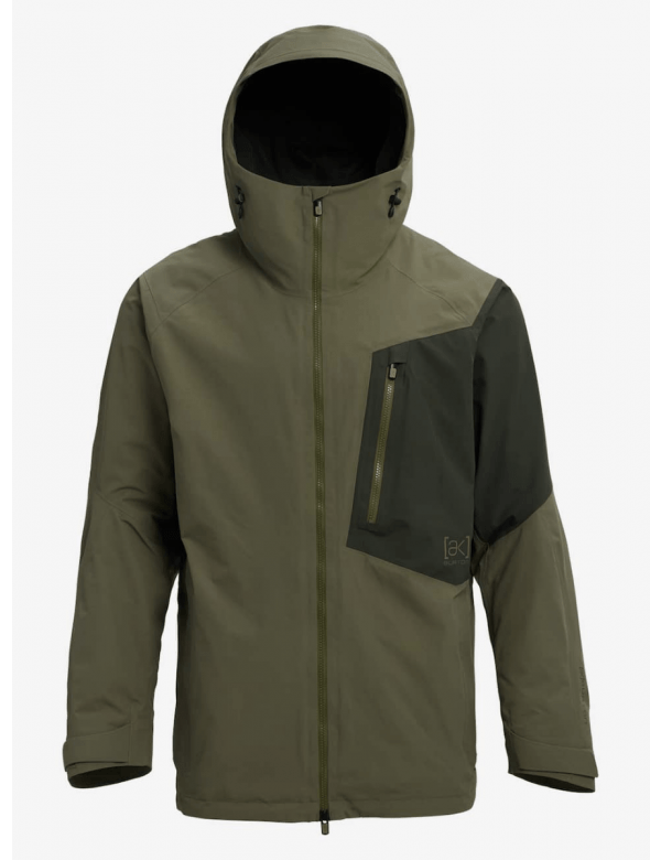 BURTON [AK] 2L GORE CYCLIC JACKET Dusty Olive / Forest Night
