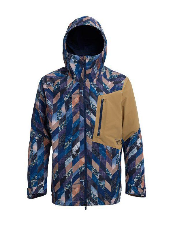 Burton cyclic jacket kelp