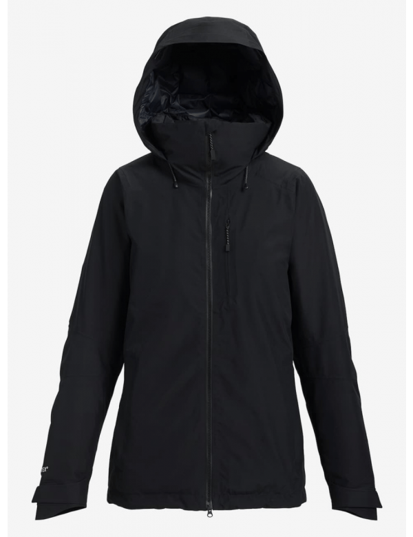 BURTON [AK] GORE-TEX FLARE DOWN JACKET black