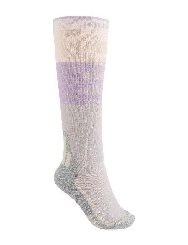 BURTON WOMEN'S PERFORMANCE MID-WEIGHT SOCK Mood indigo