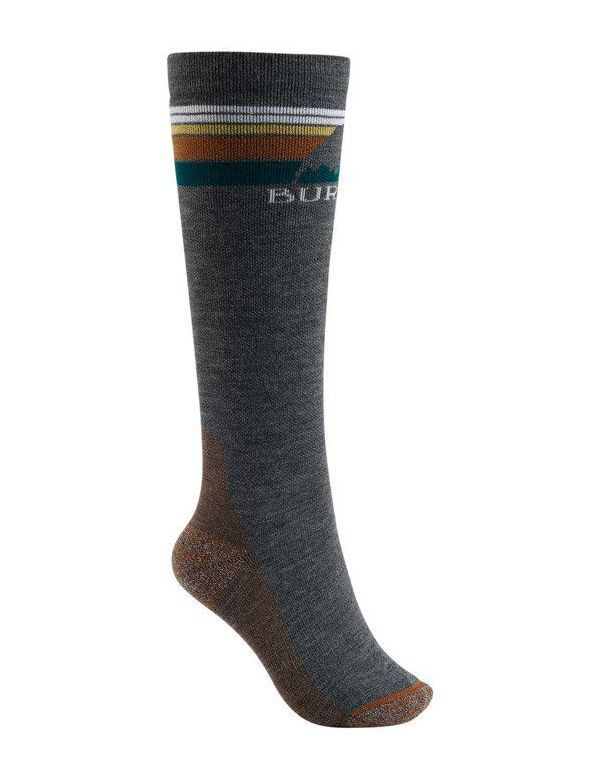BURTON WOMEN'S EMBLEM SOCK True black