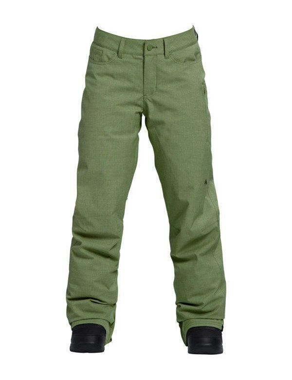BURTON FLY PANT Clover heather