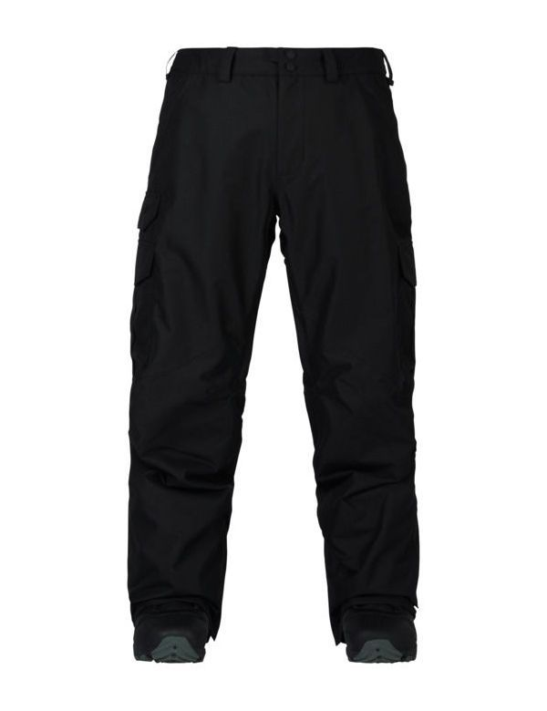 BURTON CARGO PANT TALL True black