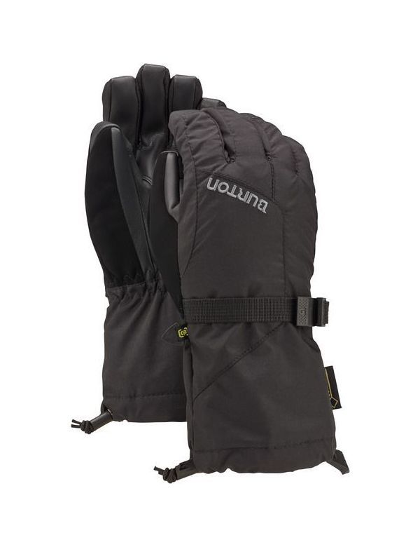 BURTON YOUTH GORE-TEX GLOVE True black