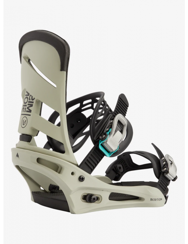 BURTON MISSION Re:Flex Grey Green