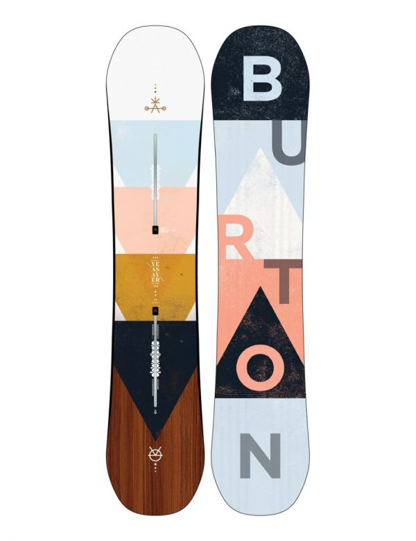 BURTON YEASAYER FLYING V 2019 - 2020