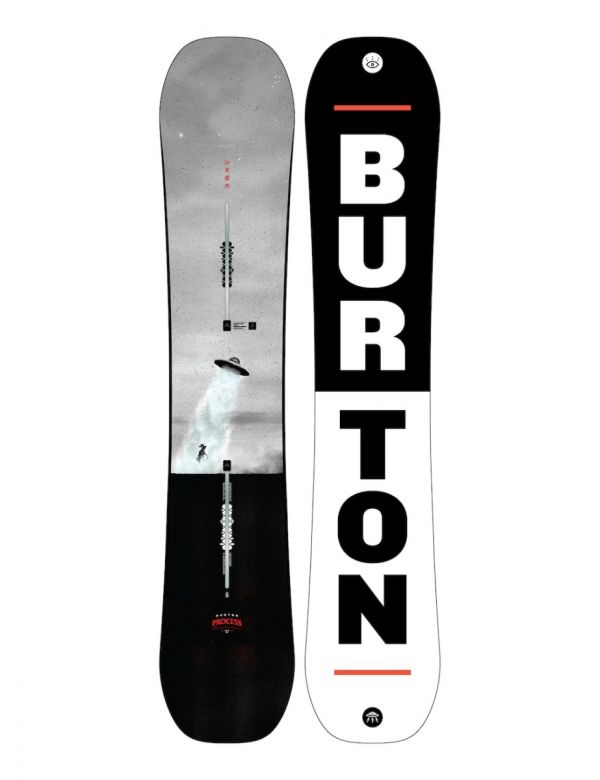 BURTON PROCESS FLYING V 2019 - 2020