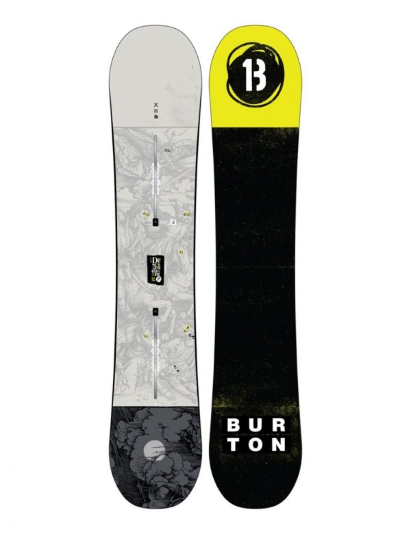 BURTON DESCENDANT 2019 - 2020