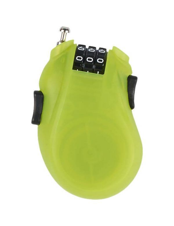 BURTON NEW CABLE LOCK Lime