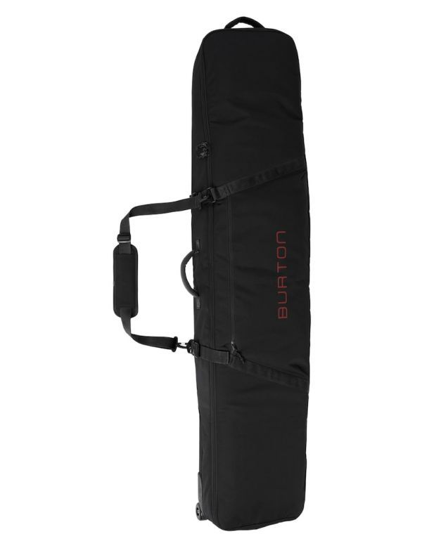 BURTON WHEELIE GIG BAG True black