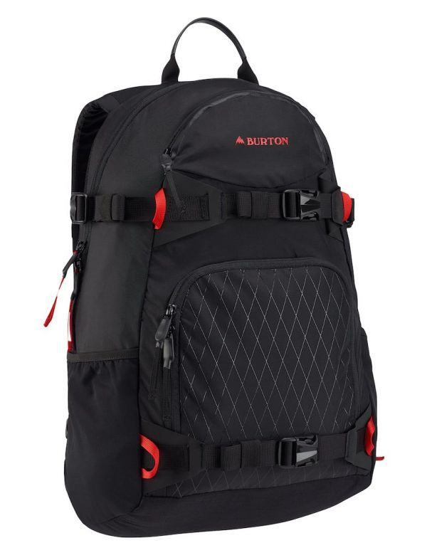 BURTON RIDERS PACK 25L True black
