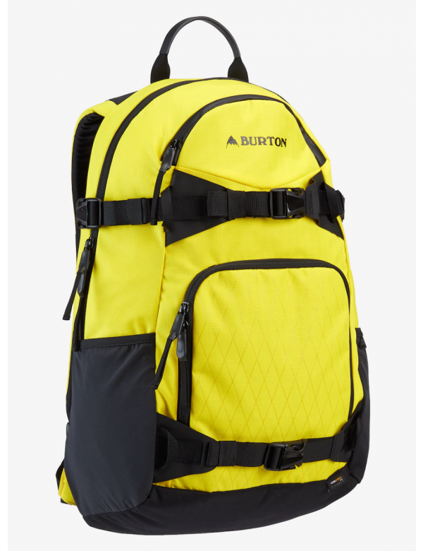 BURTON RIDER'S 2.0 25L BACKPACK Cyber yellow cordura
