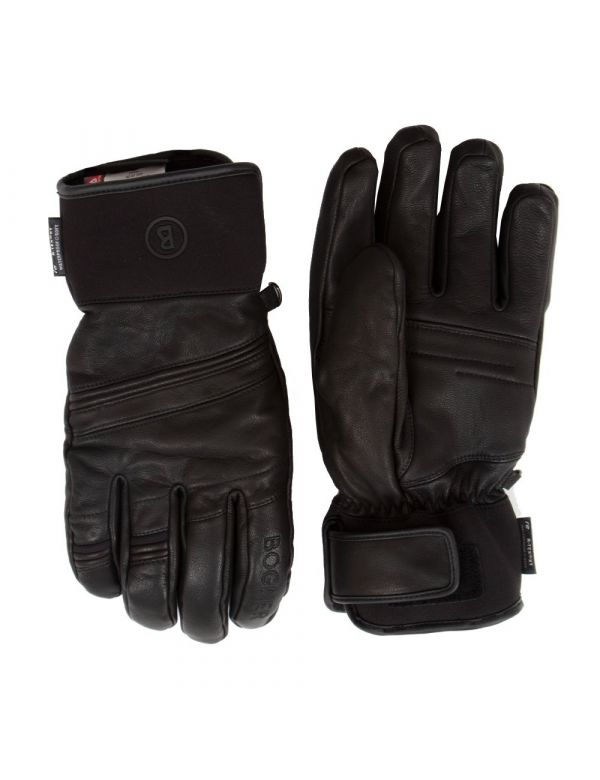 BOGNER THOR GLOVES Black