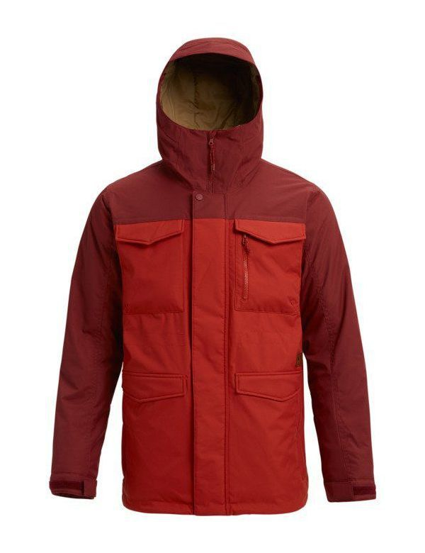 BURTON COVERT JACKET Sparrow bitter