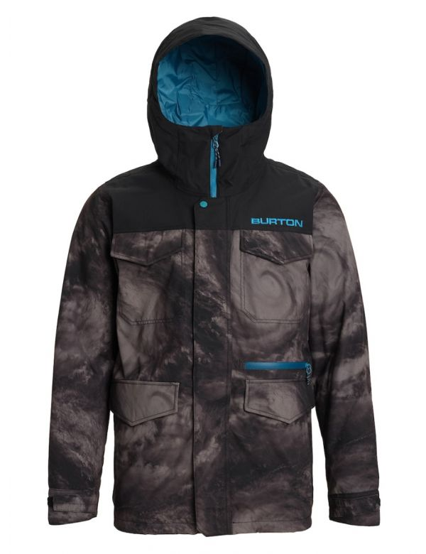 BURTON COVERT JACKET Low pressure/True black