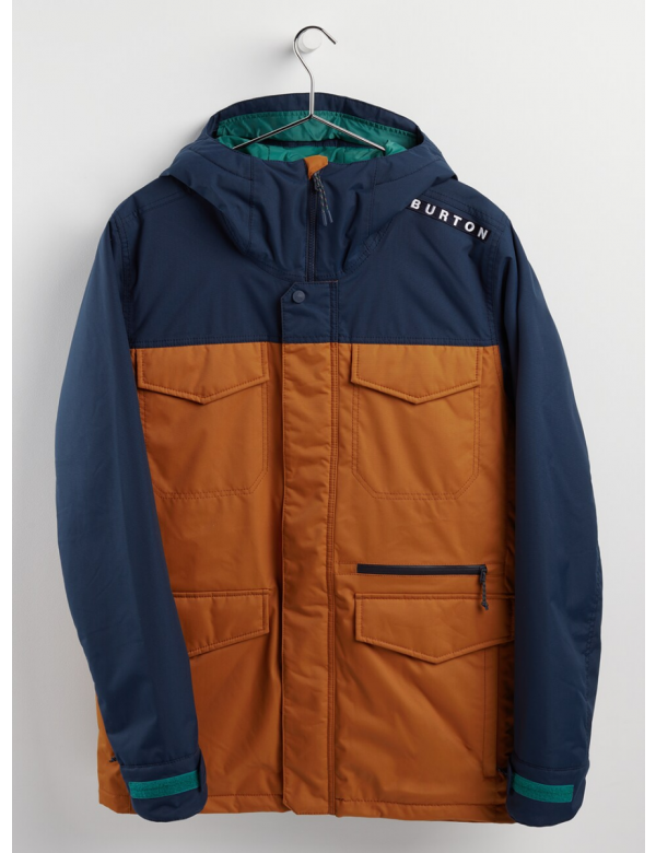 BURTON COVERT JACKET Dress Blue / True Penny