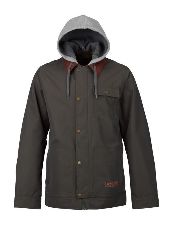 BURTON DUNMORE JACKET forest night