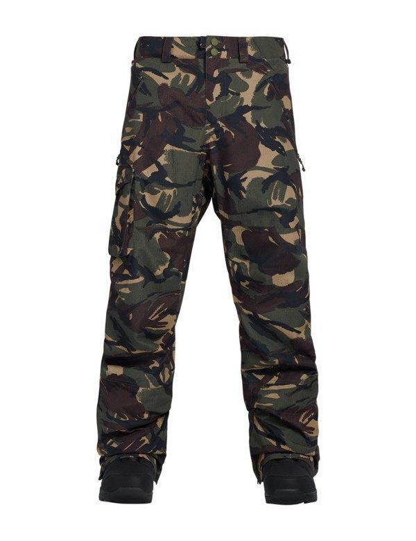 BURTON COVERT PANT INSULATED Seersucker camo