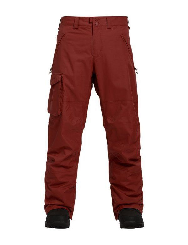 BURTON COVERT PANT INSULATED Sparrow red
