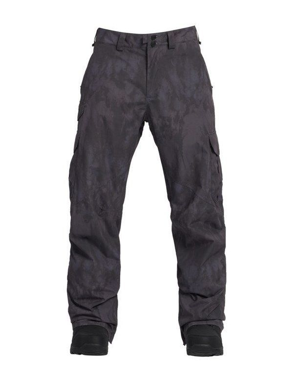 BURTON CARGO PANT REGULAR FIT Forest night