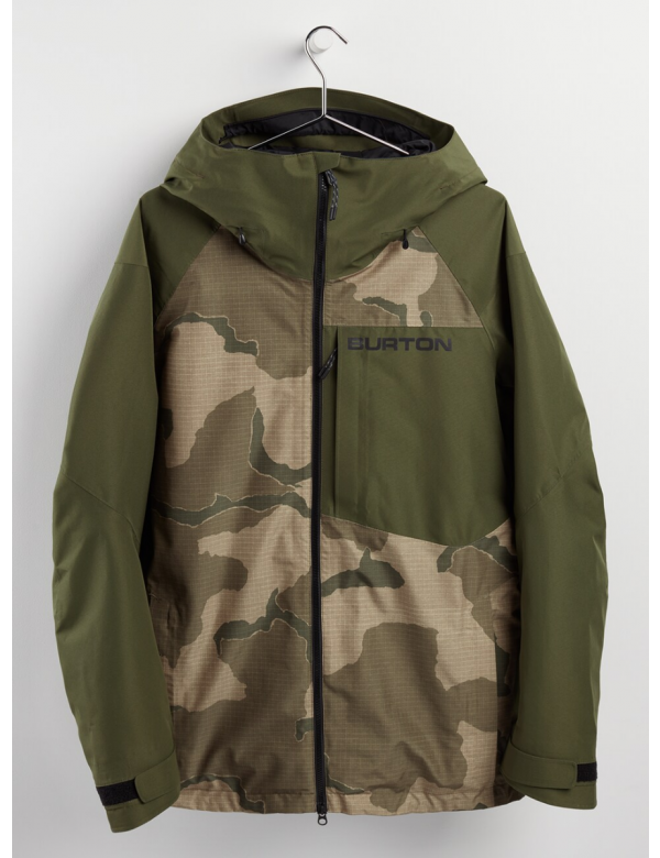 BURTON GORE-TEX RADIAL INSULATED JACKET Barren Camo / Keef