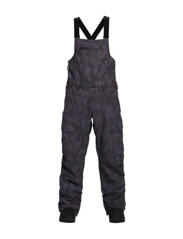 BURTON RESERVE BIB PANT Cloud shadows