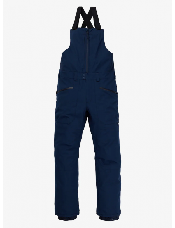 BURTON RESERVE BIB PANT Dress blue