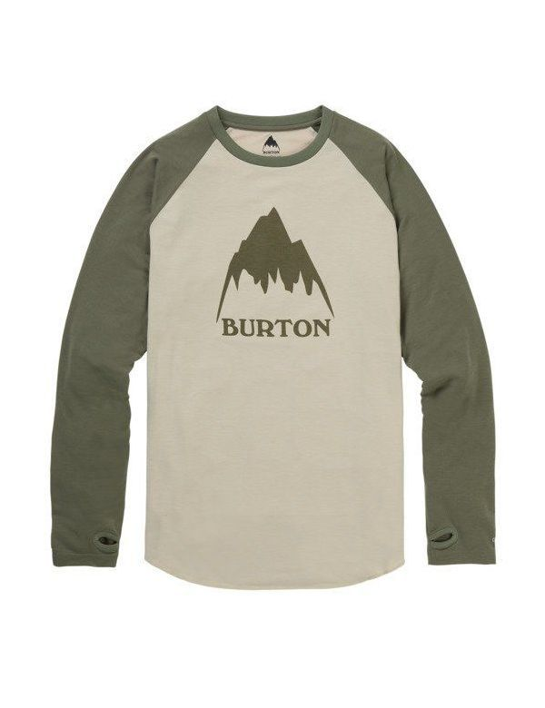 BURTON ROADIE TECH TEE Pelican