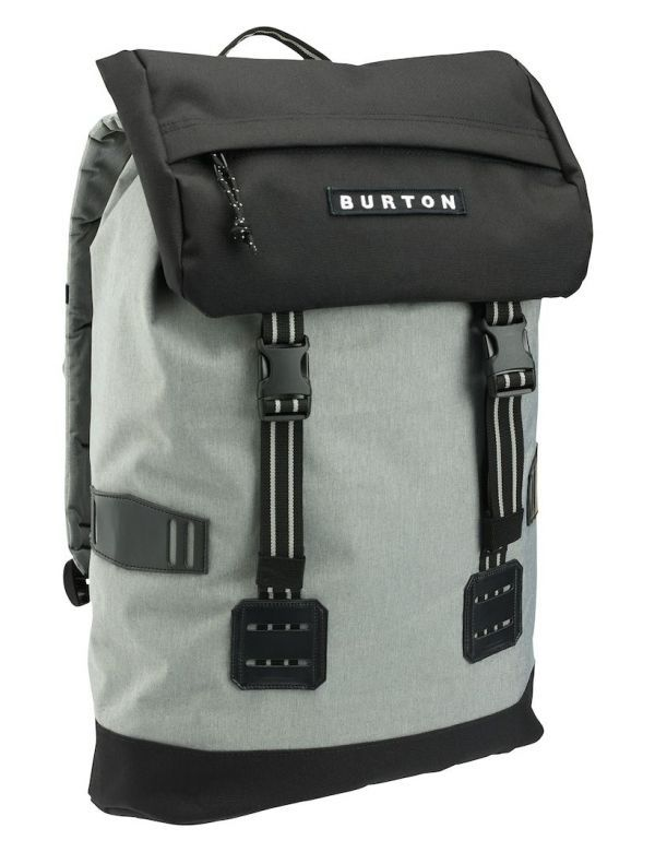 BURTON TINDER PACK gray heather