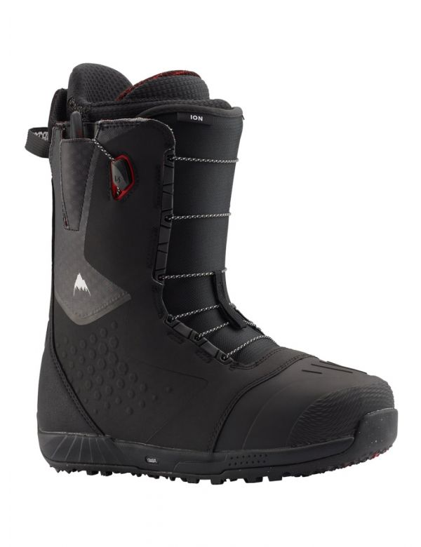 BURTON ION Black red
