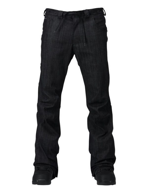 ANALOG REMER PANT true black