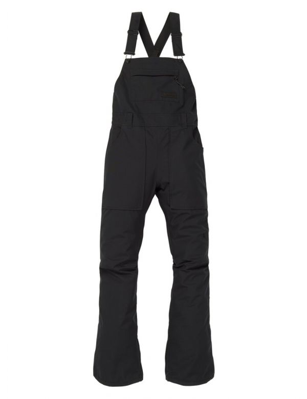 BURTON WOMEN'S AVALON BIB PANT True black