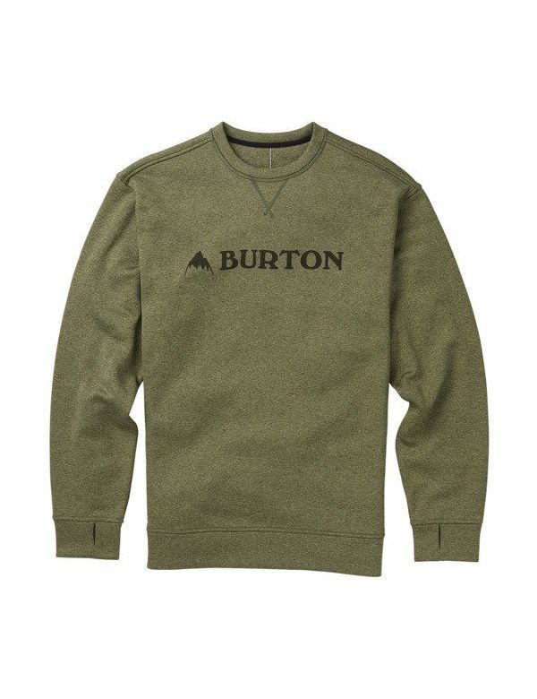 BURTON OAK CREW Clover heather