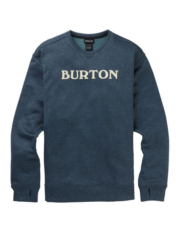 BURTON OAK CREW Dress blue heather