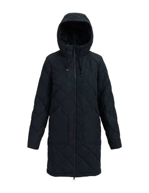 BURTON BIXBY DOWN JACKET true black
