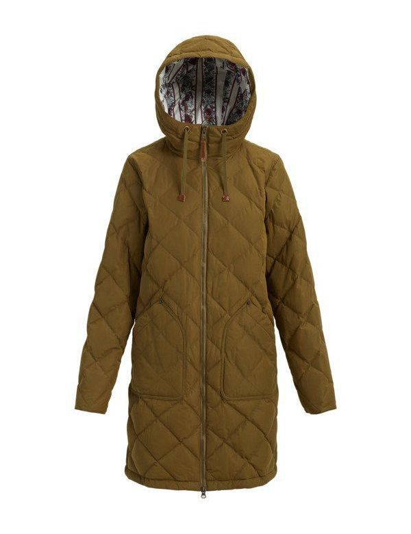 BURTON BIXBY DOWN JACKET Hickory