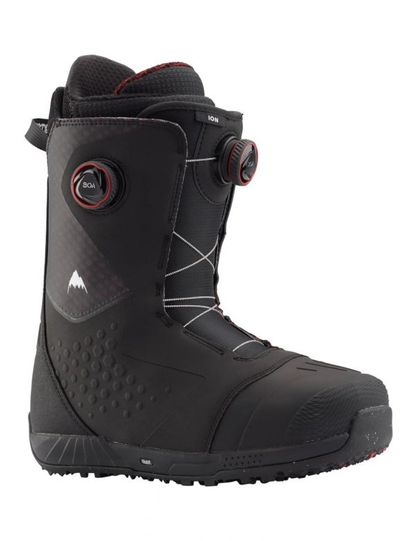 BURTON ION BOA Black red