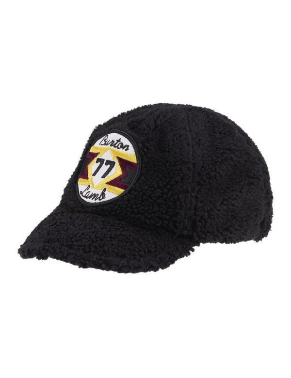 BURTON LAMB ECHO MASH HAT true black