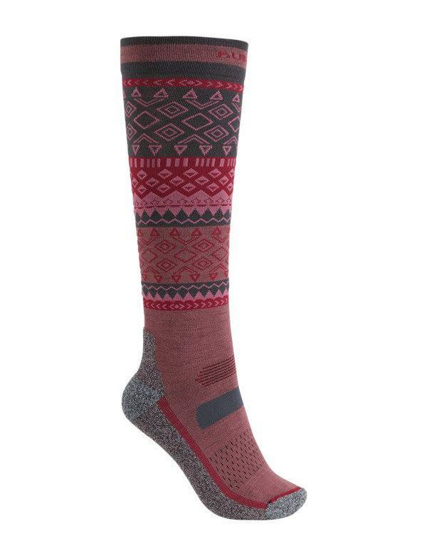 BURTON PERFORMANCE ULTRA LIGHT SOCK Rose brown