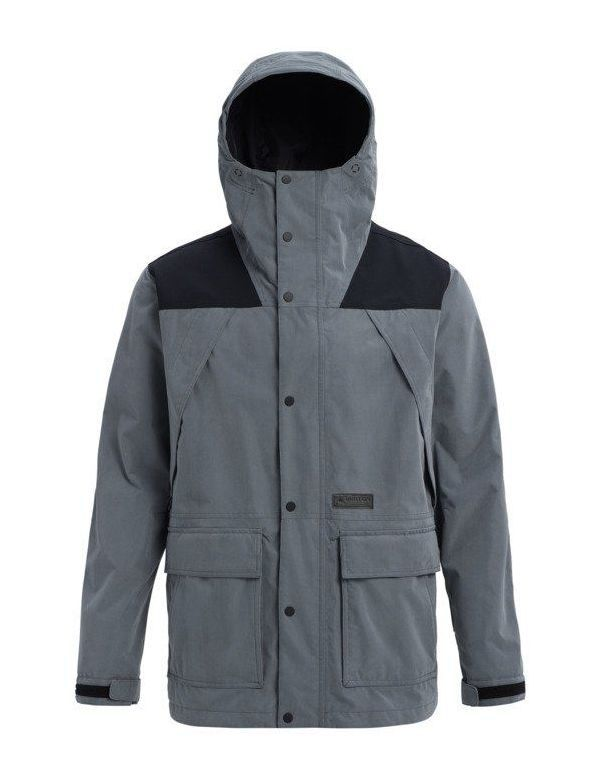 BURTON CLOUDLIFTER JACKET True black