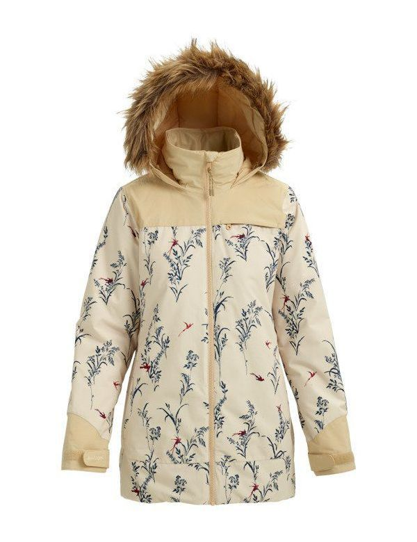 BURTON WOMEN'S LELAH JACKET Canvas bird