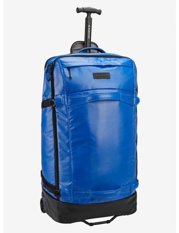 BURTON MULTIPATH CHECKED 90L Lapis Blue Coated