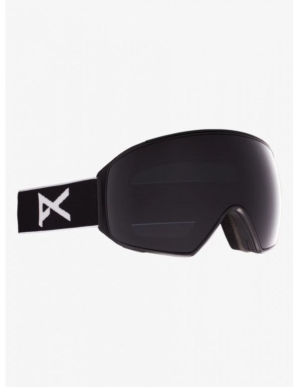 ANON M4 GOGGLE TORIC POLARIZED Black