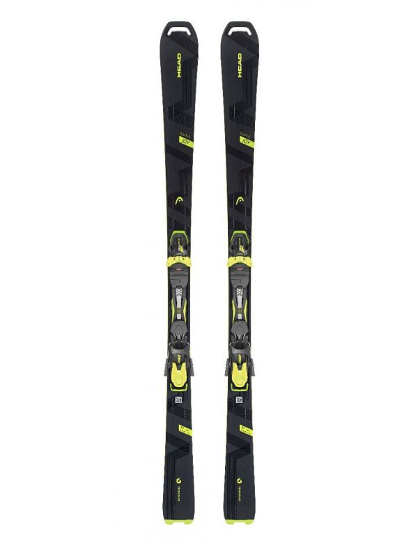 HEAD SUPER JOY + JOY 11 GW black yellow