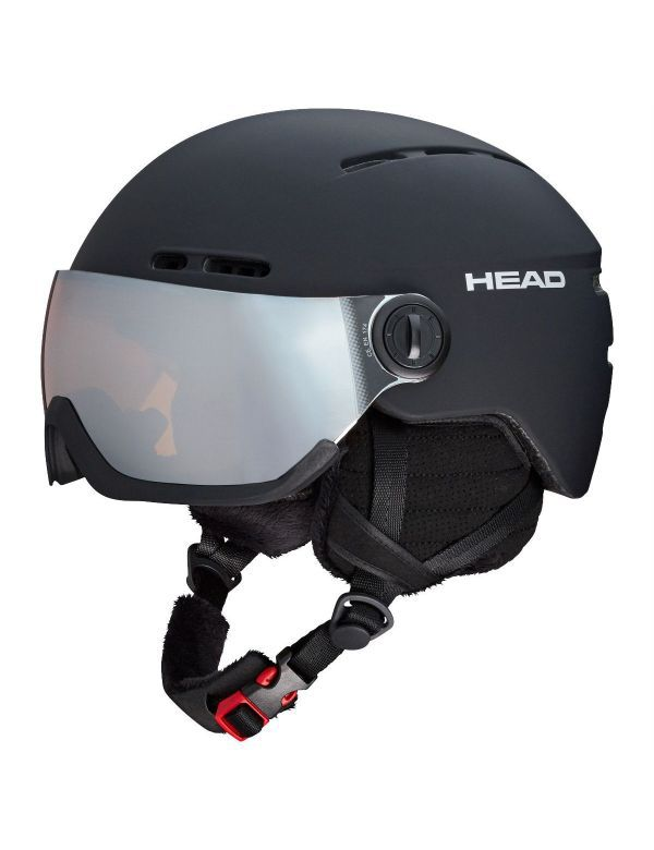 HEAD KNIGHT VIZIERHELM black