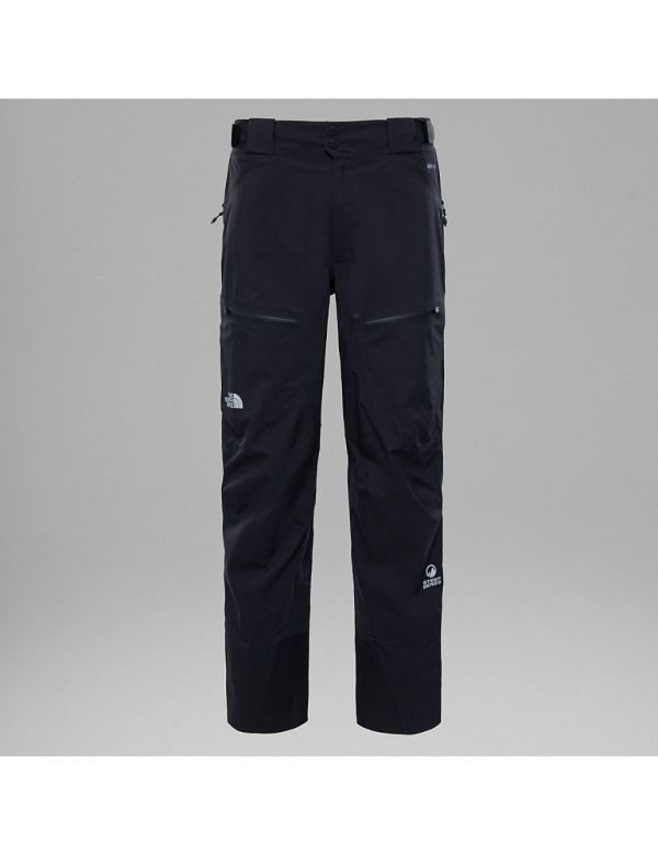 the north face purist black