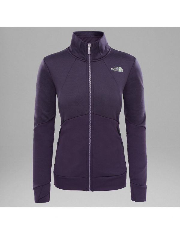 THE NORTH FACE W CRODA ROSSA DARK EGGPLANT PURPLE