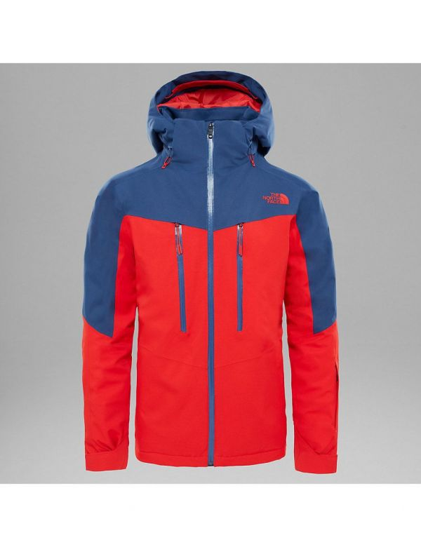 THE NORTH FACE M CHAKAL JACKET CENTENNIAL RED