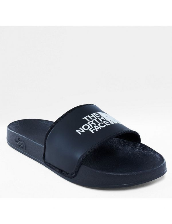 the north face base camp slide red white